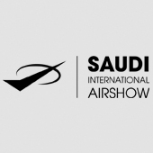 SAUDI International Airshow Logo