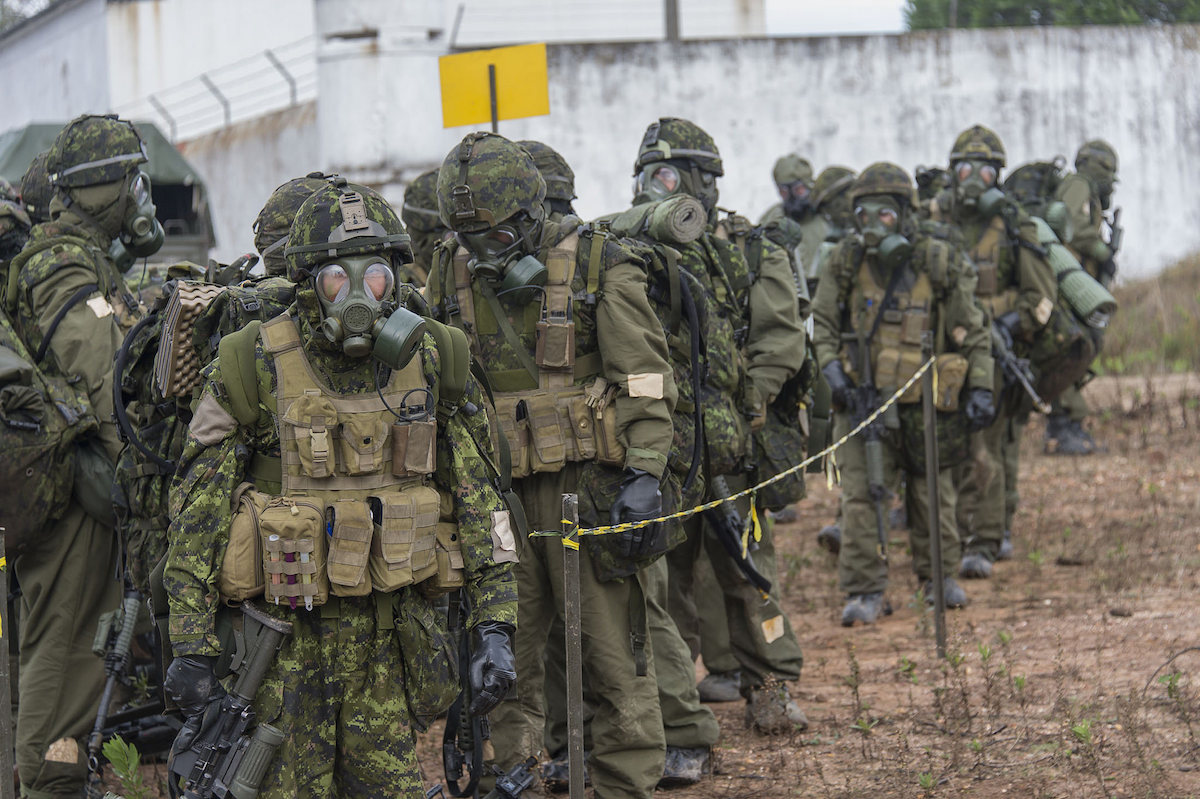 A-CBRN-decontamination-drill-at-NATOs-Exercise-Trident-Juncture