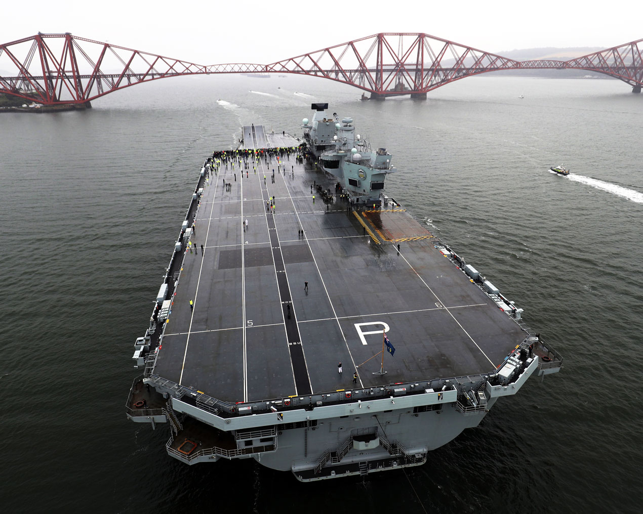 Royal Navy aircraft carriers