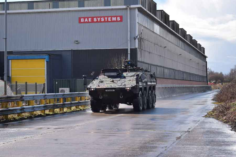 BAE-Rheinmetall-joint-venture-armoured-vehicles