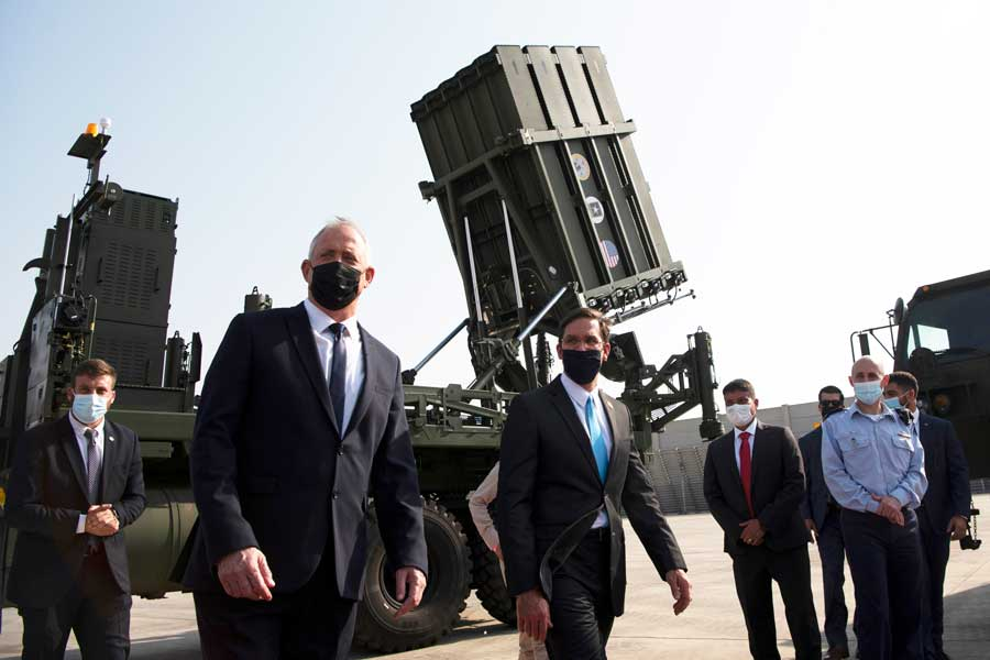 US-takes-delivery-of-Iron-Dome-battery-10th-anniversary-Rafael