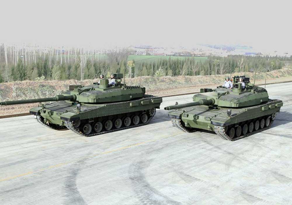 ... production of Turkey s third-generation main battle tank ef4261961489