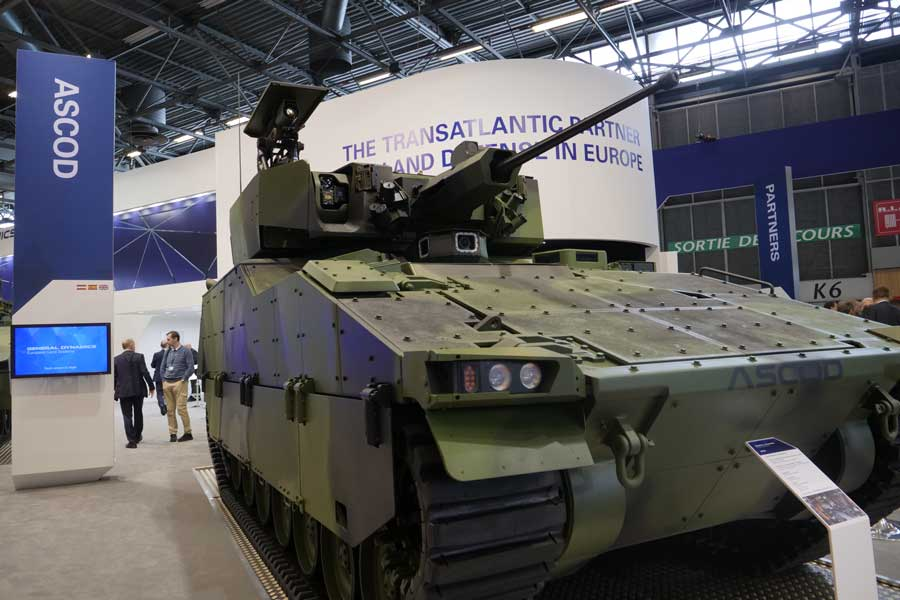 ASCOD-General-Dynamics-European-Land-Systems-Eurosatory