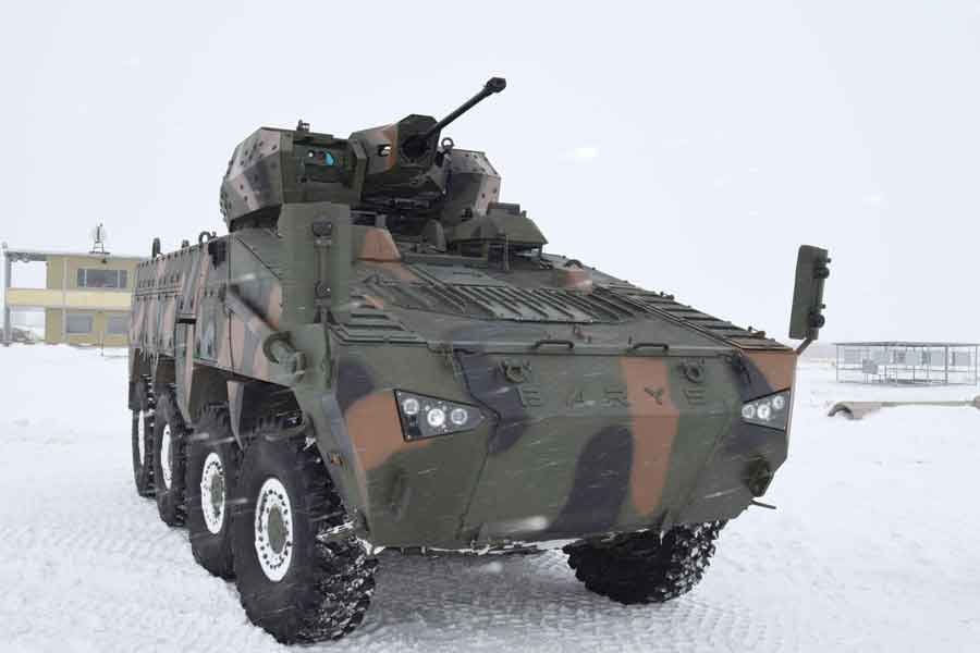 Barys-8-x-8-vehicle-Paramount