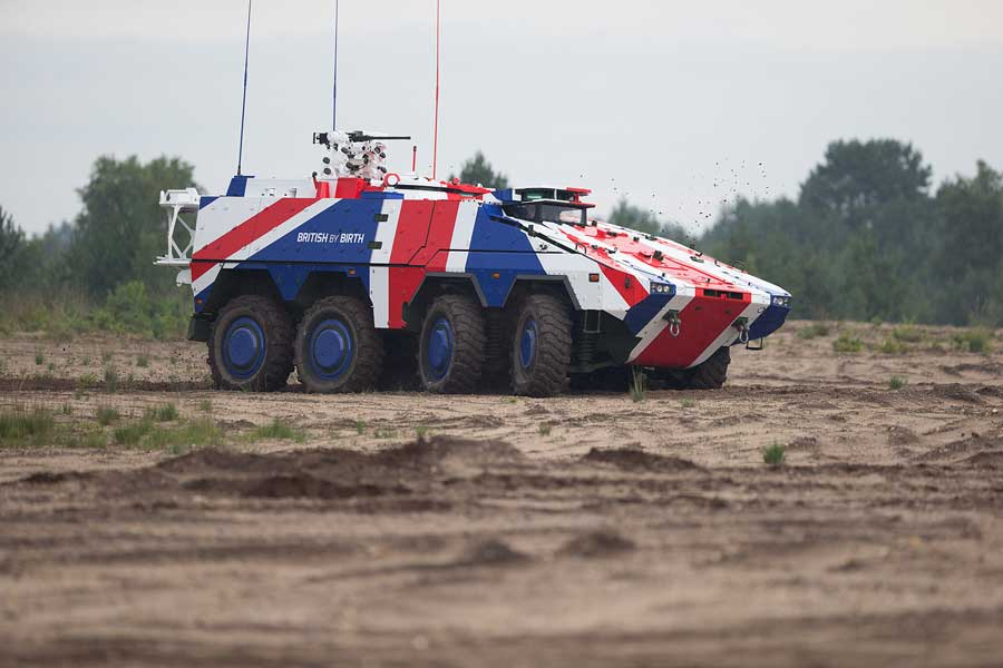 Boxer-Mechanised-Infantry-Vehicle-British-Army