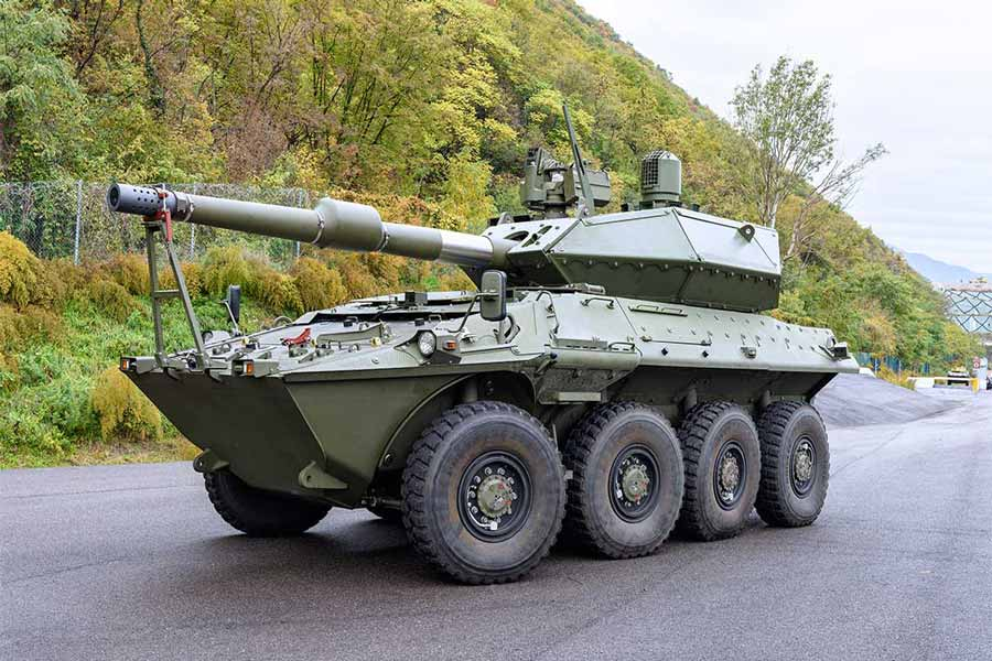 Centauro-armoured-vehicle