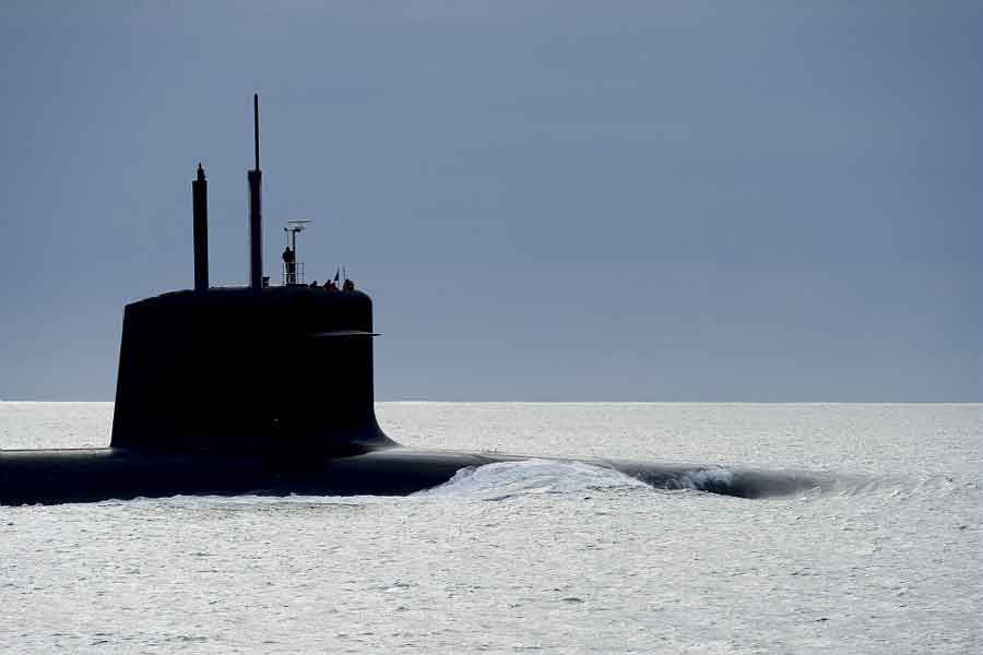 Thales-sonars-French-nuclear-submarines