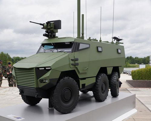 GRIFFON-multi-role-vehicle-French-SCORPION-programme
