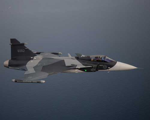 saab-Gripen-canada-future-fighter