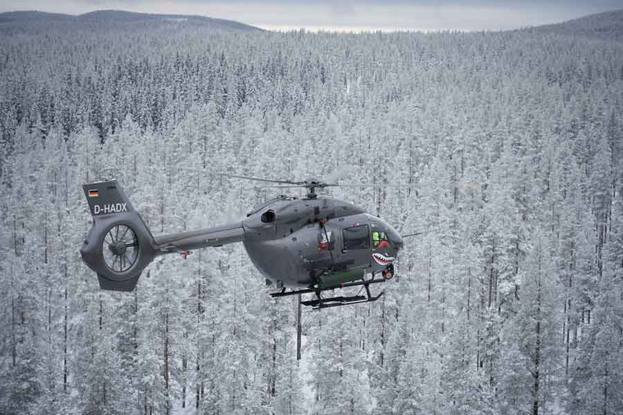 H-145-M-Airbus-helicopter-Thales-rocket-system