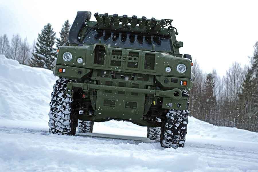 Iveco-light-armoured-vehicle-Norway