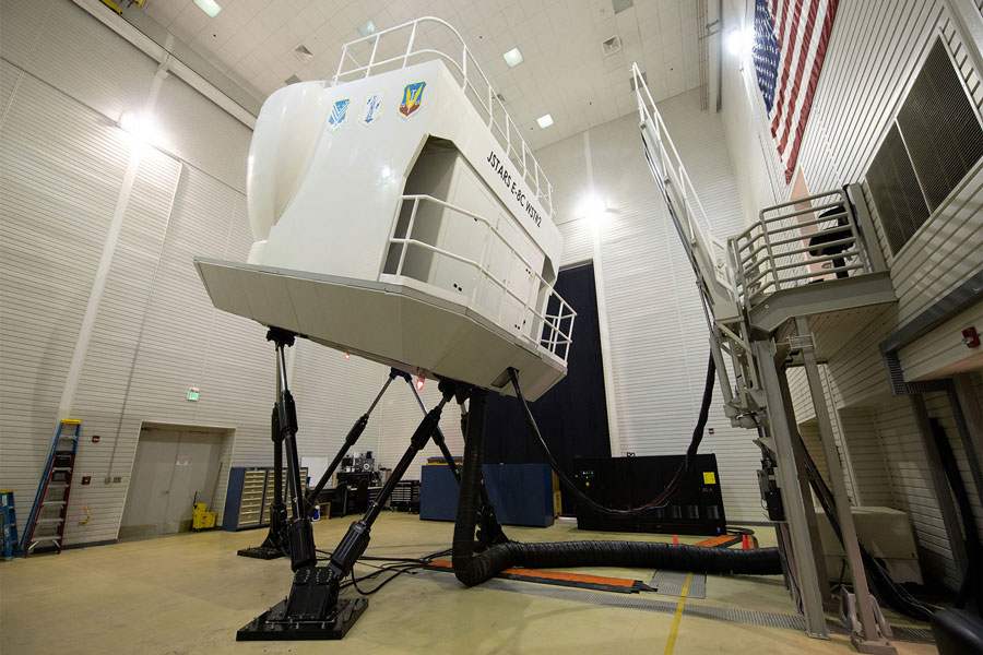 JSTARS-full-flight-simulators-Collins-aerospace