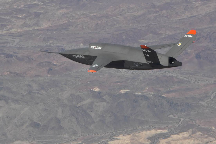 Kratos-unmanned-systems-US-Air-Force