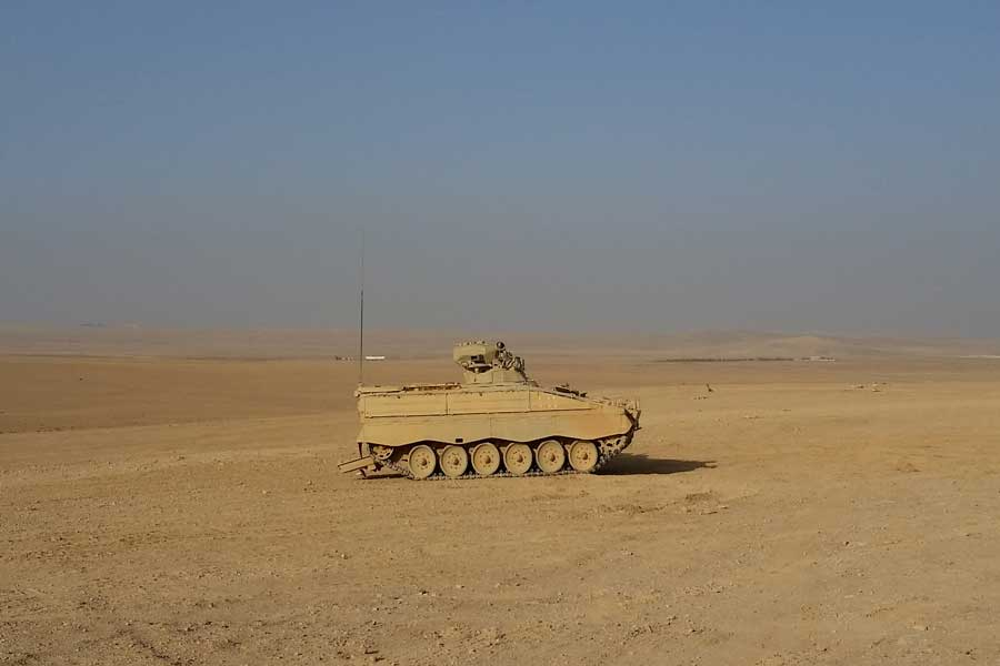 Marder-IFV-Jordanian-Armed-Forces