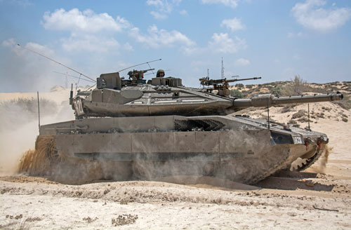 Merkava-M4-fitted-with-Trophy-APS
