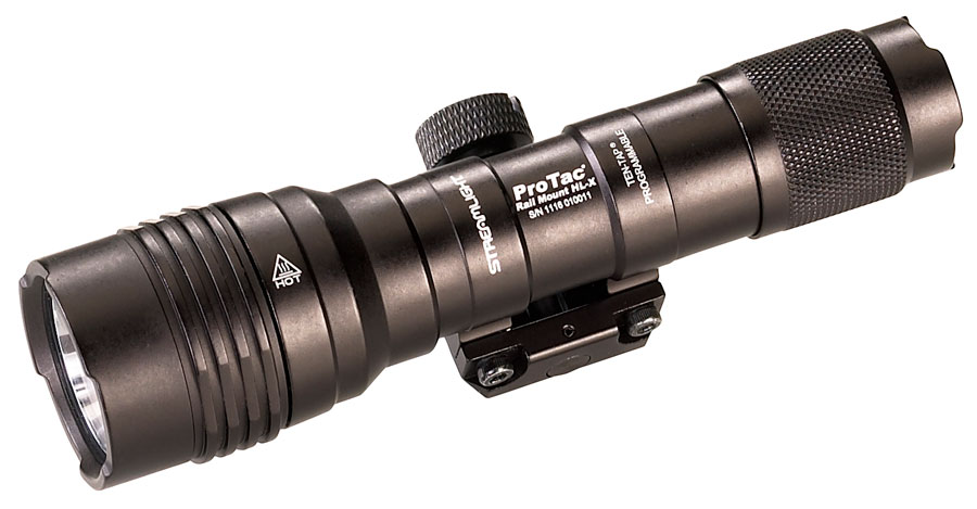 Streamlight-Rail Mount HL-X