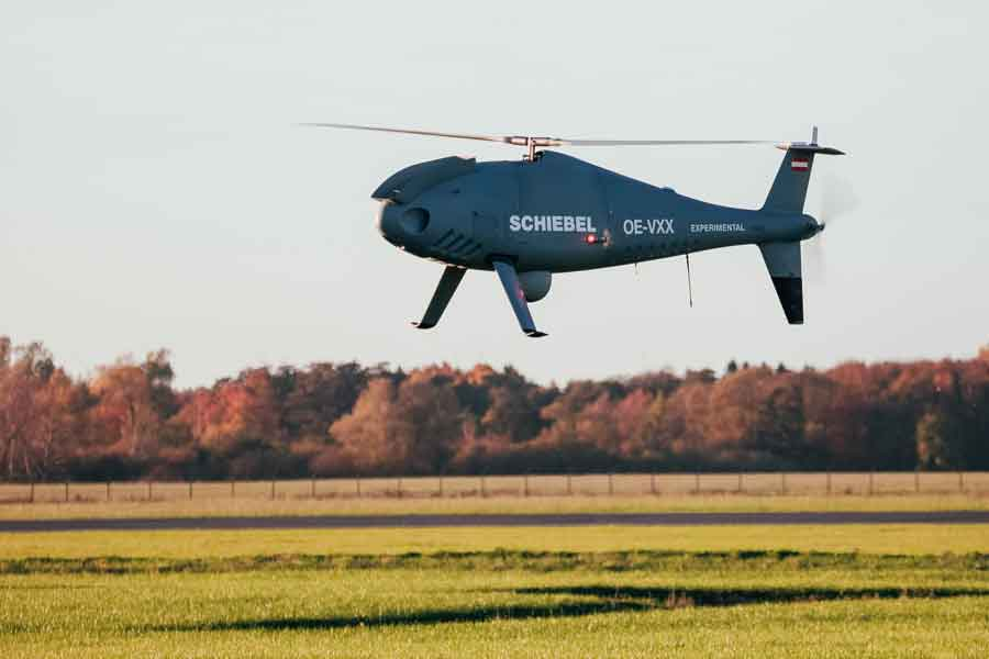 Schiebel-Camcopter-S-100-MDA
