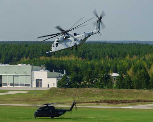 Sikorsky-CH-35K-heavy-lift-helicopter-German-Bundeswehr
