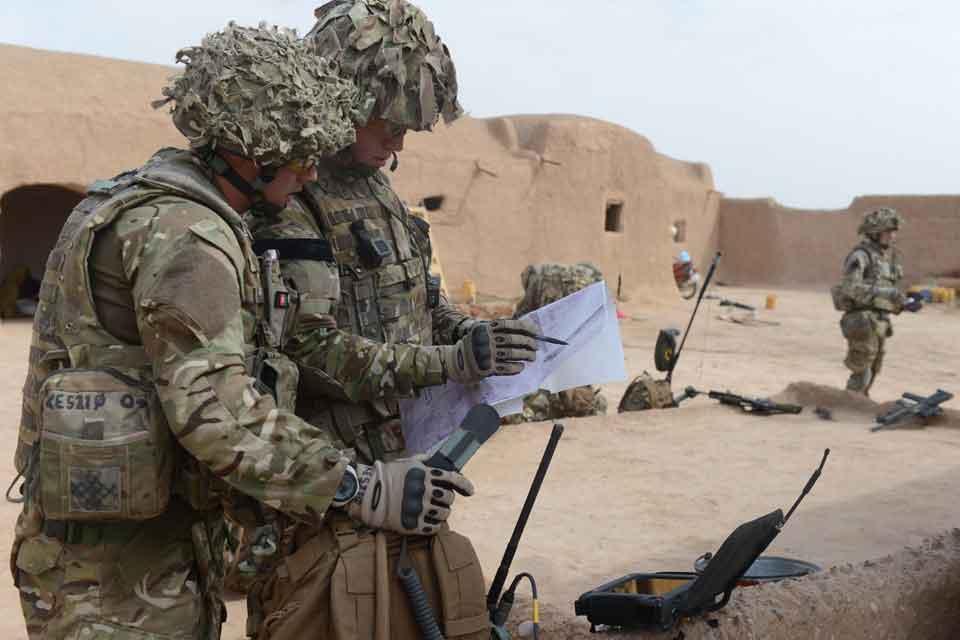 British soldier killed in latest insider attack in