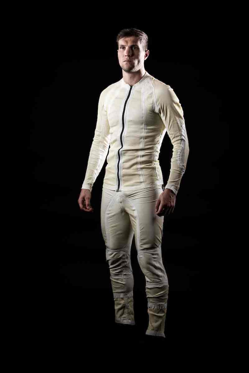 Survitec Bio Skin suit for CBRN Protection
