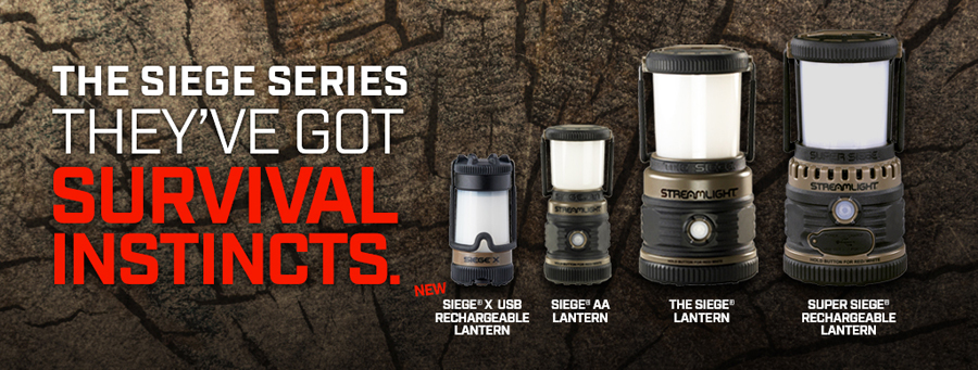 Streamlight Siege Series-1