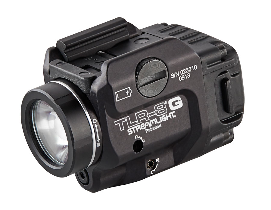 Streamlight-tlr-8-military-Strobing-tactical-light