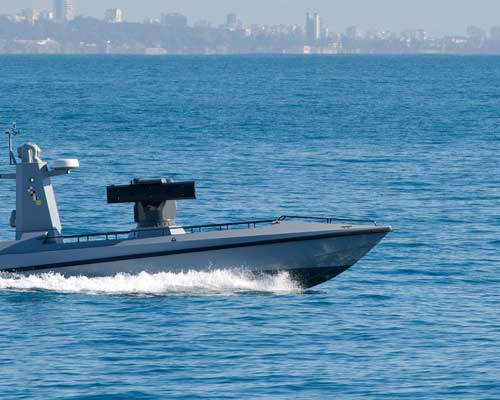 ULAQ-Unmanned-Surface-Vehicle-Turkey