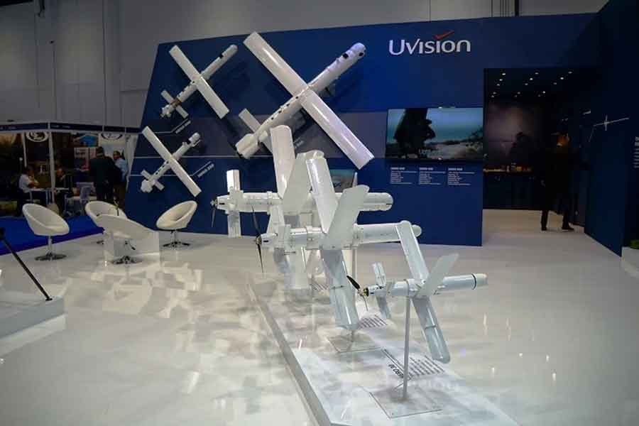 UVision-Hero-30-loitering-munition