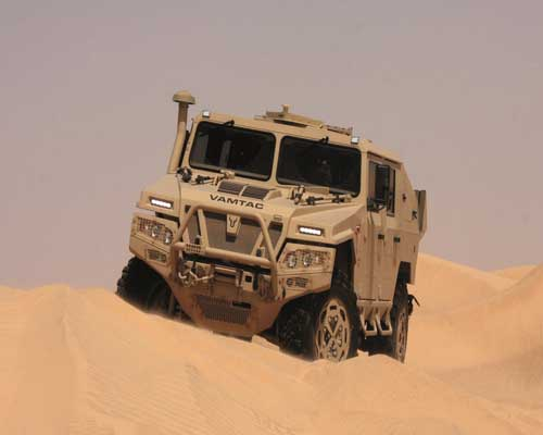 Spanish-Army-VAMTAC-high-mobility-vehicles
